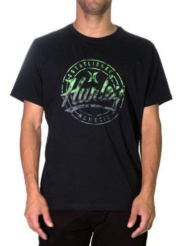 Camiseta Hurley Retro