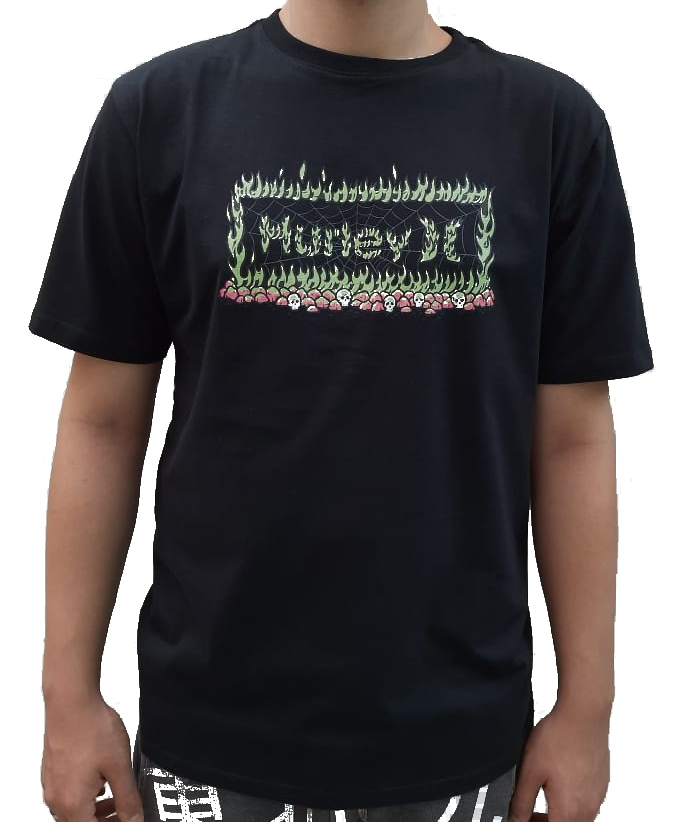 Camiseta Hurley Silk Brimstone