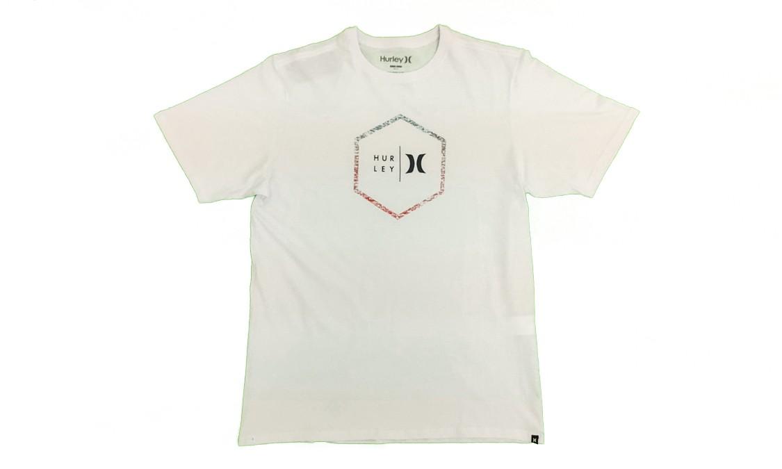 Camiseta Hurley Silk Form
