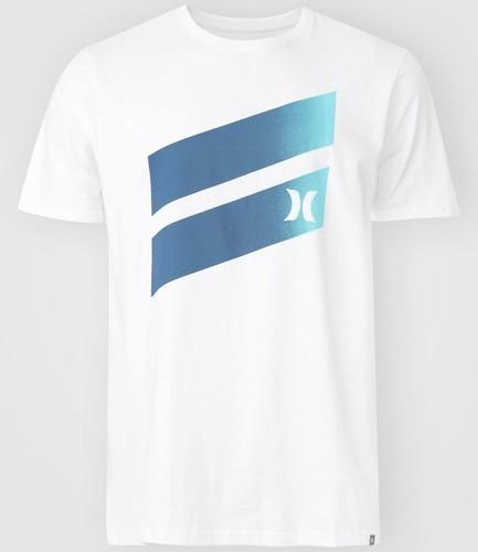 Camiseta Hurley Silk Icon Shash Gradient