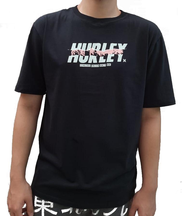 Camiseta Hurley Silk Photo