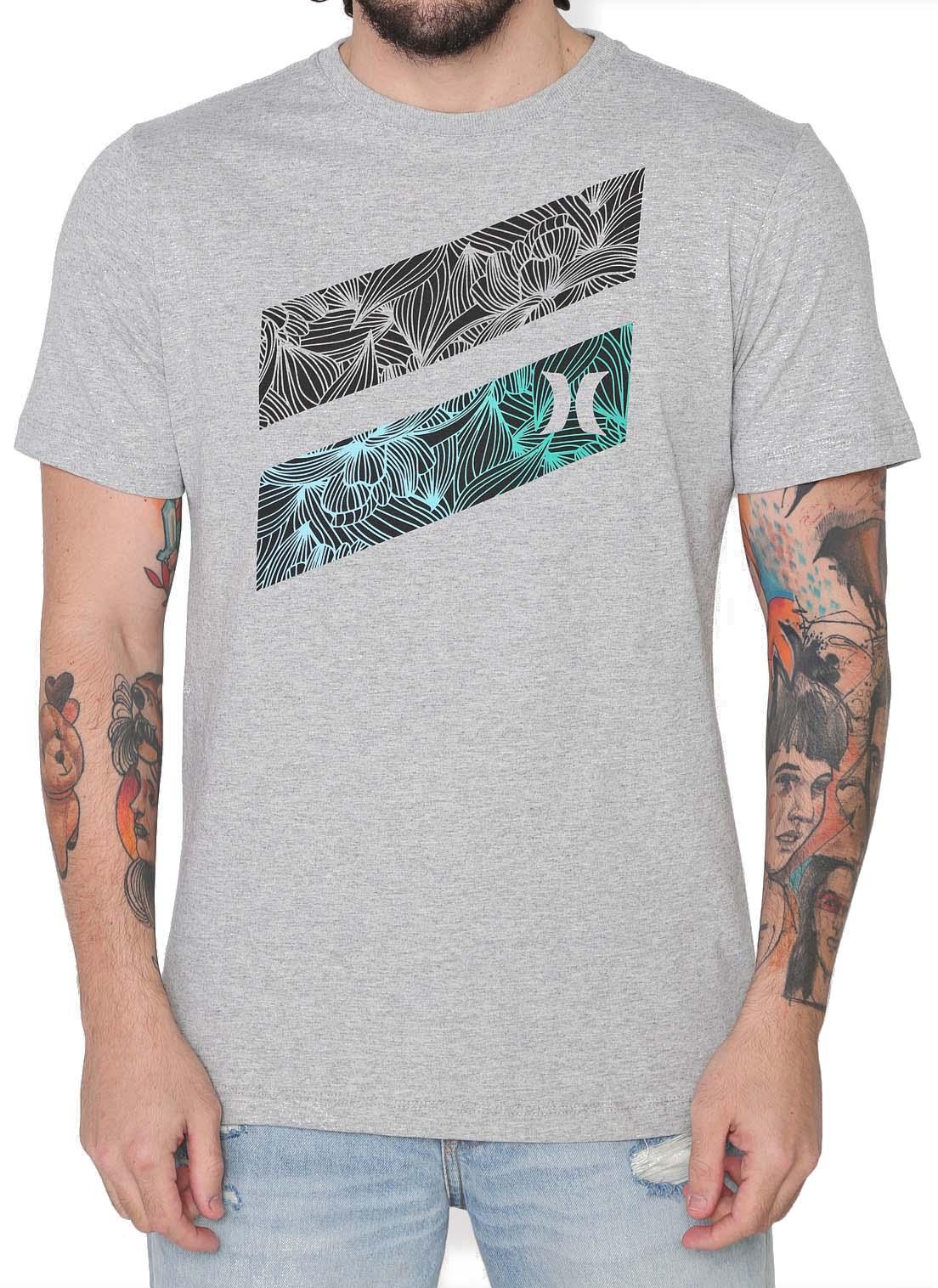 Camiseta Hurley Silk Slash