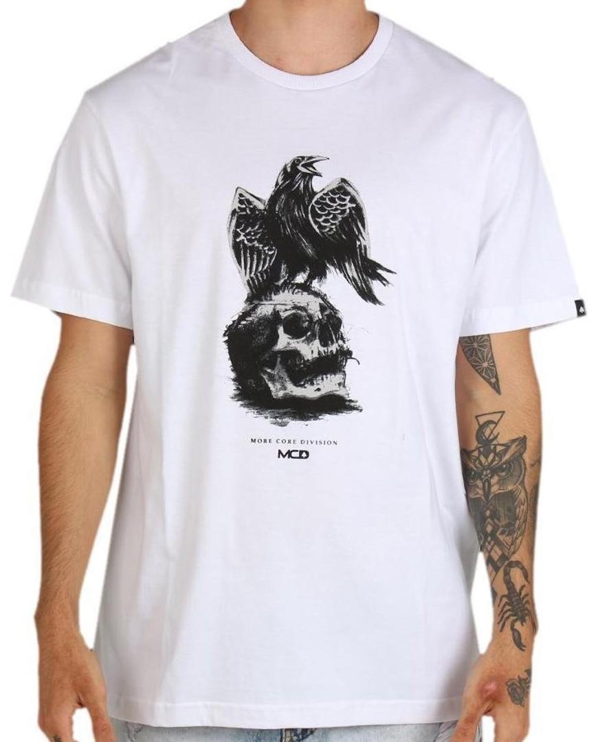 Camiseta MCD Crow & Skull