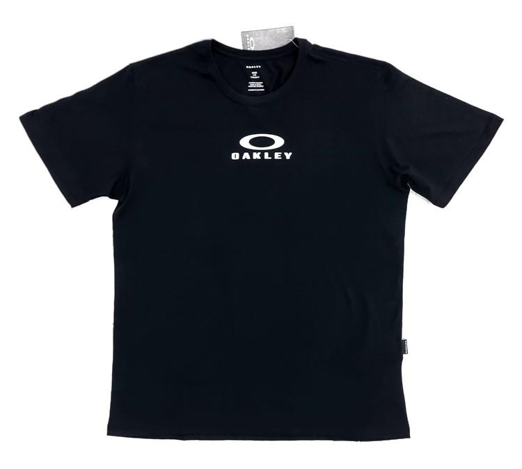 Camiseta Oakley Bark New Tee Tamanho Especial