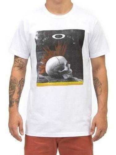 Camiseta Oakley Grass Skull