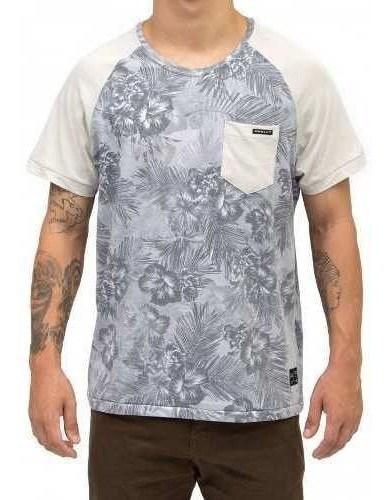 Camiseta Oakley Raglan Sp Tropical