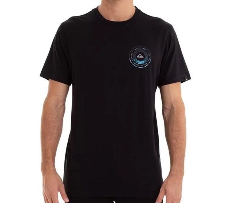 Camiseta Quiksilver Chest Rage