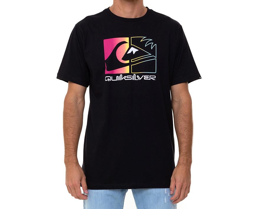 Camiseta Quiksilver Colour Trip