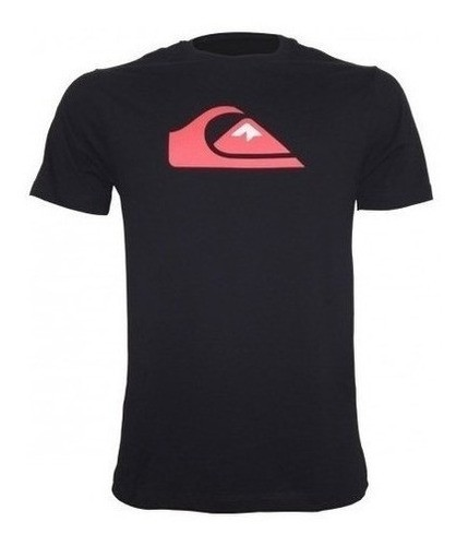Camiseta Quiksilver Comp Logo Color