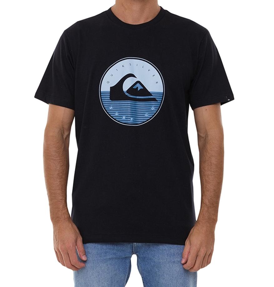 Camiseta Quiksilver High Fusion