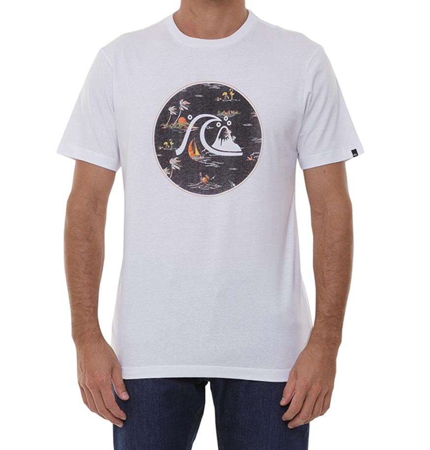 Camiseta Quiksilver Jungle Boogie