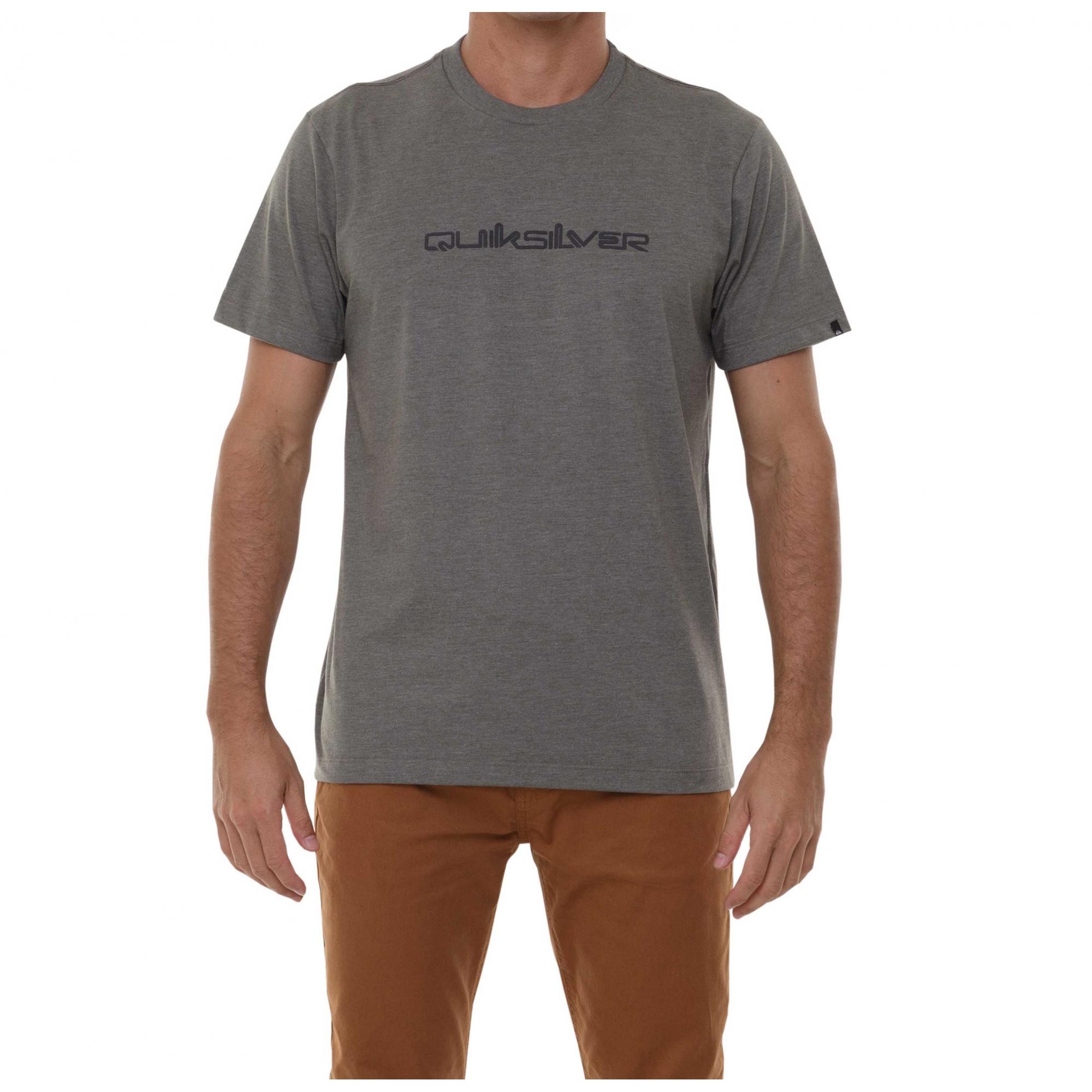 Camiseta Quiksilver Lettering