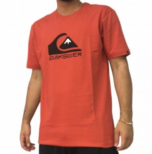 Camiseta Quiksilver Square Me Up