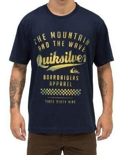 Camiseta Quiksilver The Warp