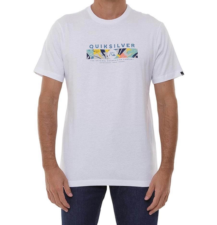 Camiseta Quiksilver Wrap It Up