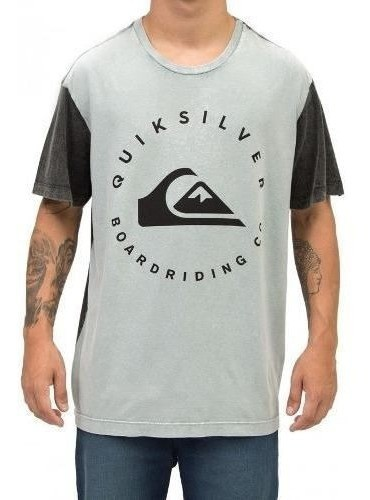 Camiseta Quiksilver Especial Zoo
