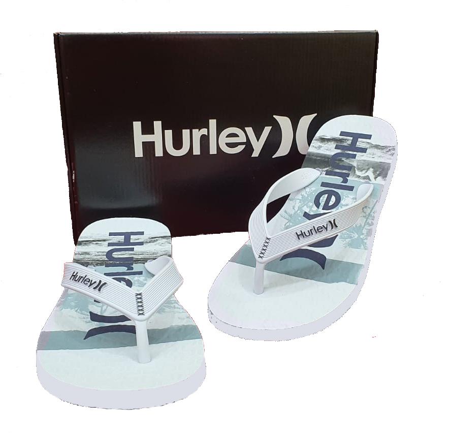 Sandália Chinelo Hurley Pool Side HU0007