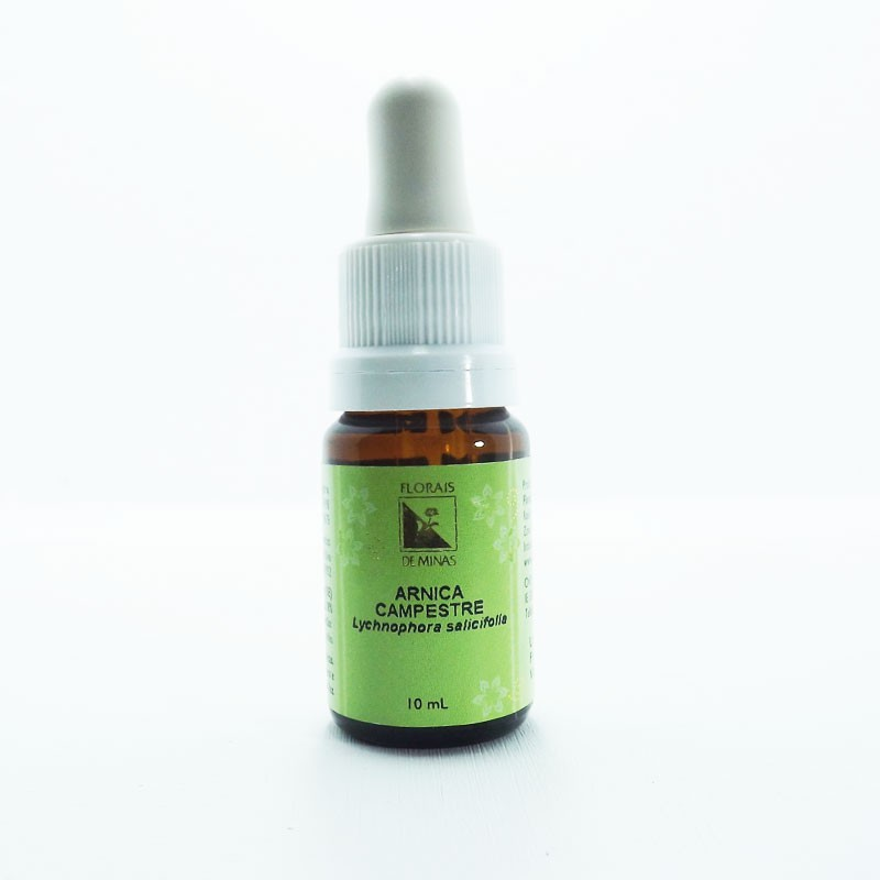 Arnica Campestre - Volume: 10 mL