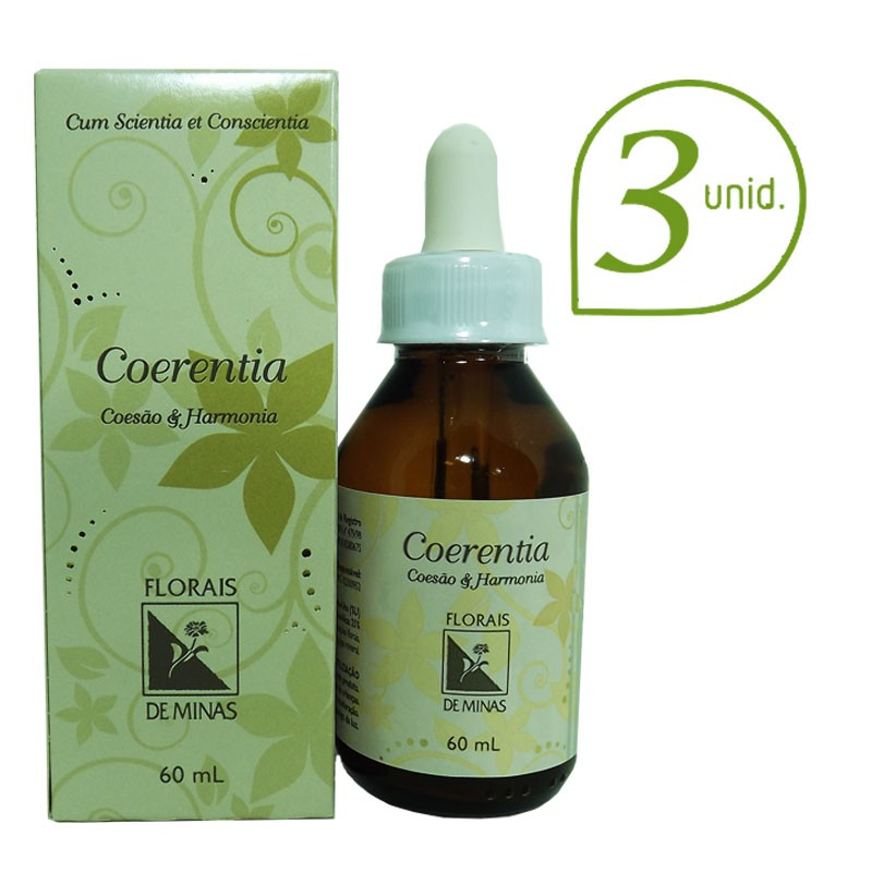 Coerentia - 3 unidades