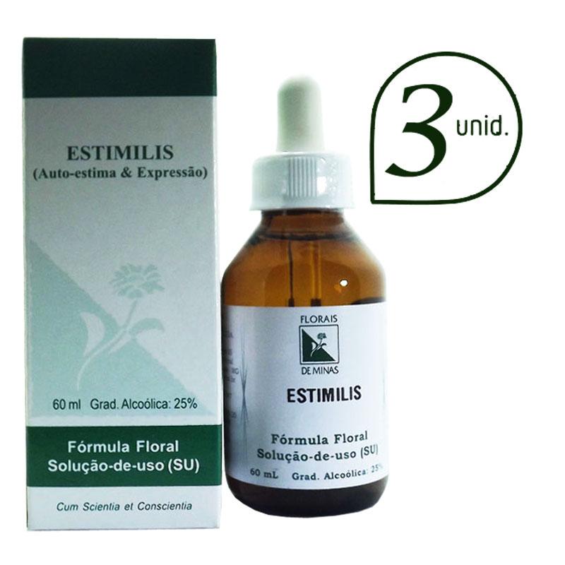 Estimilis - 3 unidades