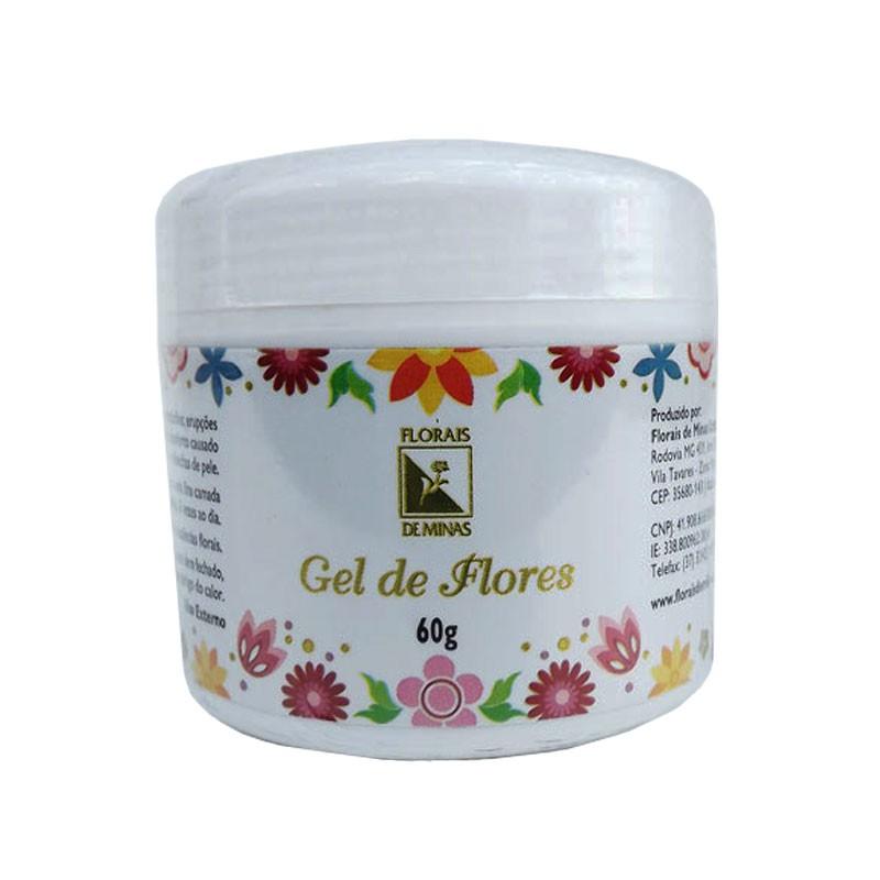 Gel de Flores - Pote: 60 g