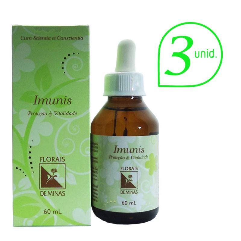 Imunis - 3 unidades