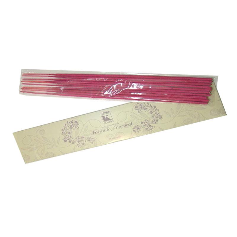 Incenso Floral Fórmula Angelical - Sândalo e Rosas