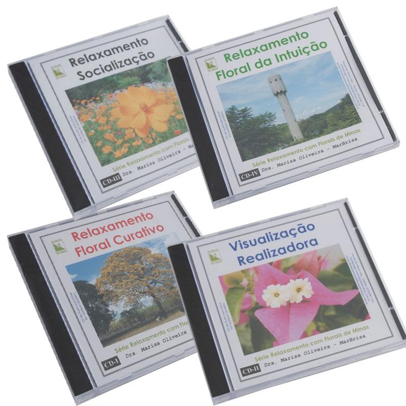 Kit CDs Meditação