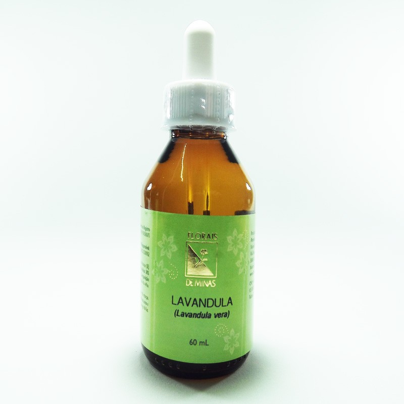 Lavandula - Volume: 60 mL
