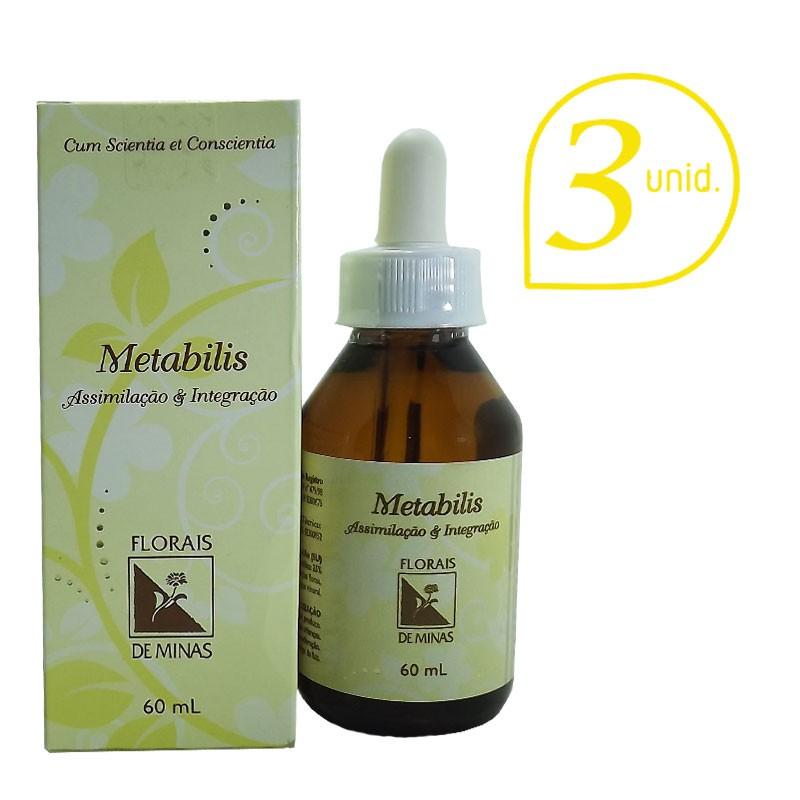 Metabilis - 3 unidades
