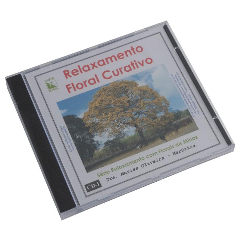 Relaxamento Floral Curativo - CD I