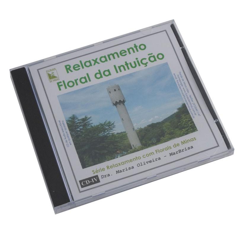 Relaxamento Floral da Intuição - CD IV