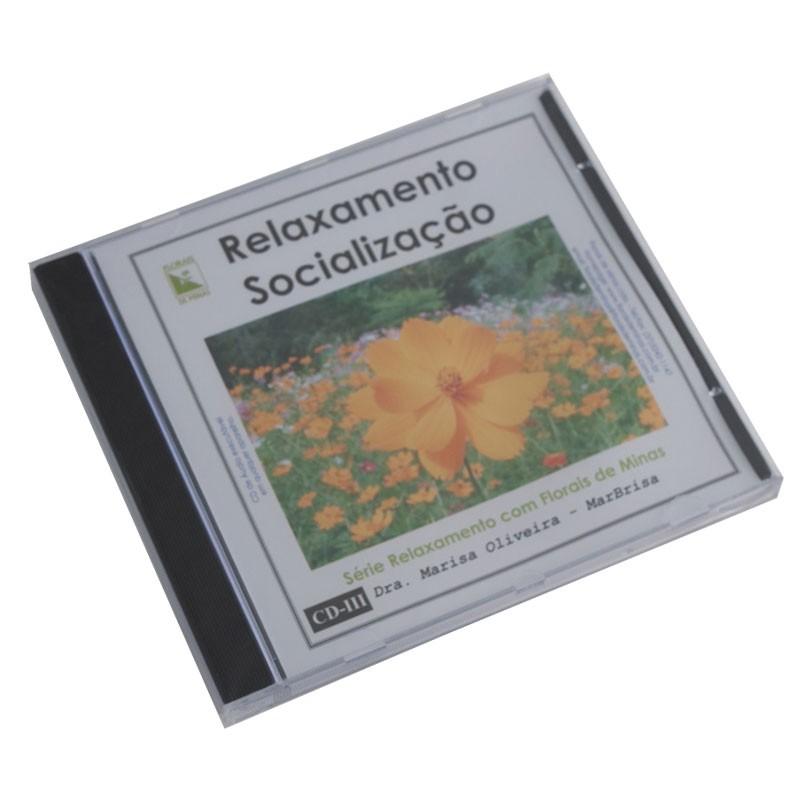 Relaxamento Socialização - CD III