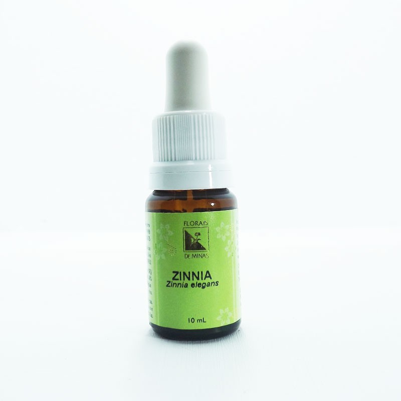 Zinnia - Volume: 10 mL