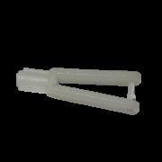 Clevis de Nylon 30mm Kit com 10 Unidades