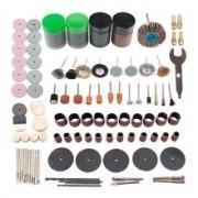 Kit de Acessórios para Micro retífica com 140 Peças