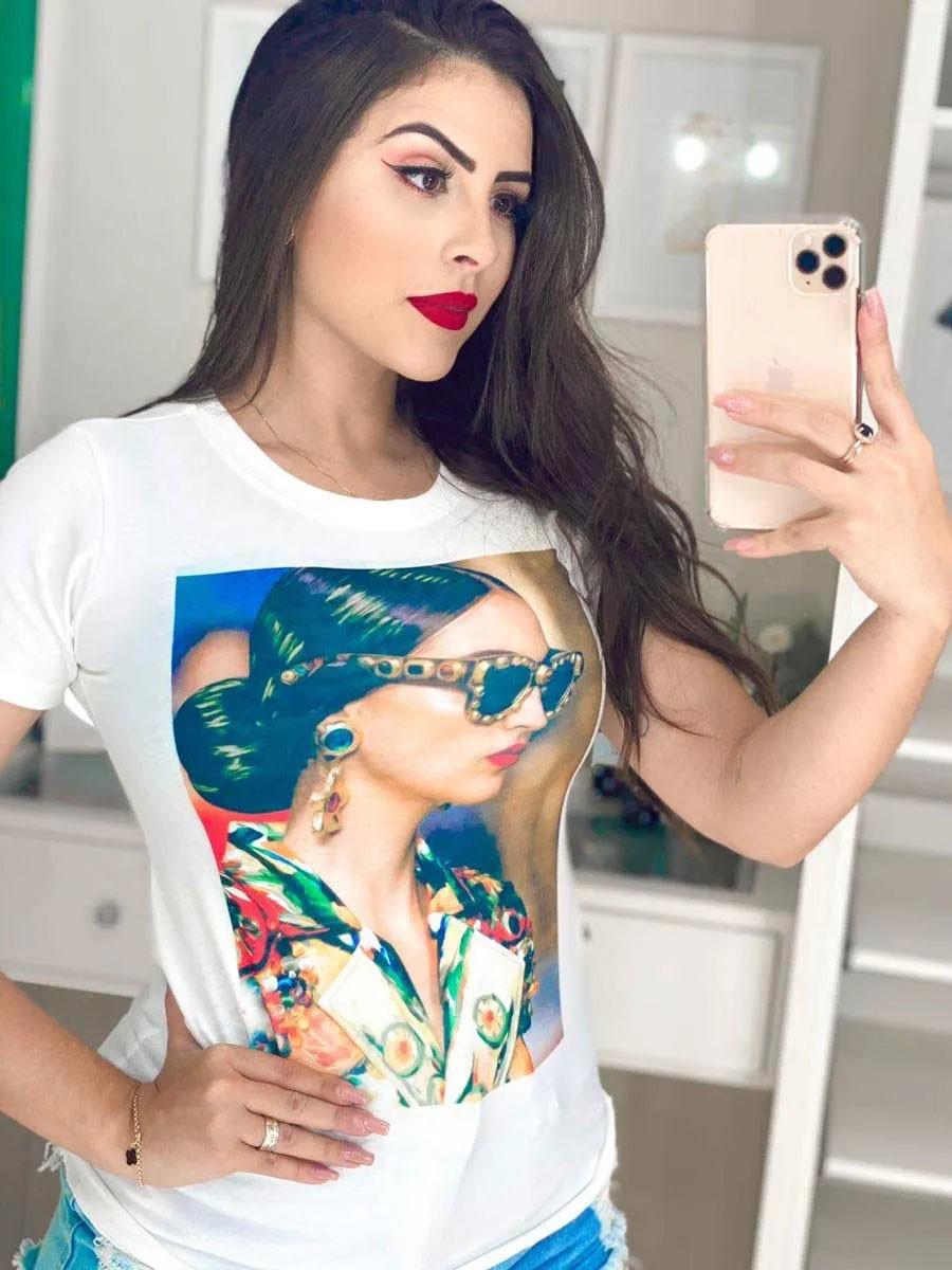 T-shirt Griffe Bella UM192029