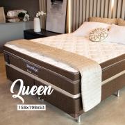 Conjunto Box Prorelax Rubi Queen