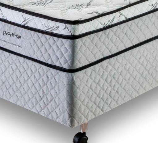 Conjunto Box Pro Soft Casal Bamboo - Prorelax