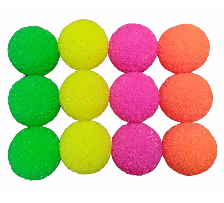 Bola Colorida de Luz Figth Toys - ELITE.