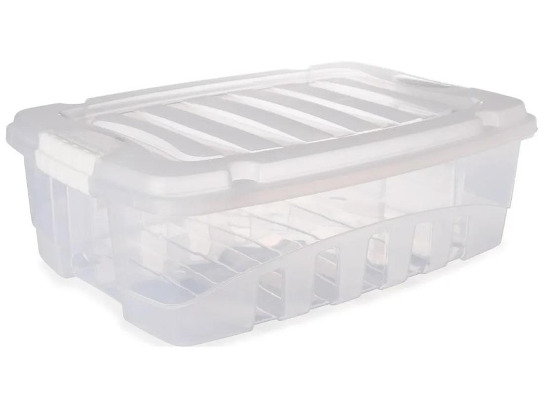 CAIXA GRANDE BOX 26 litros - PLASÚTIL
