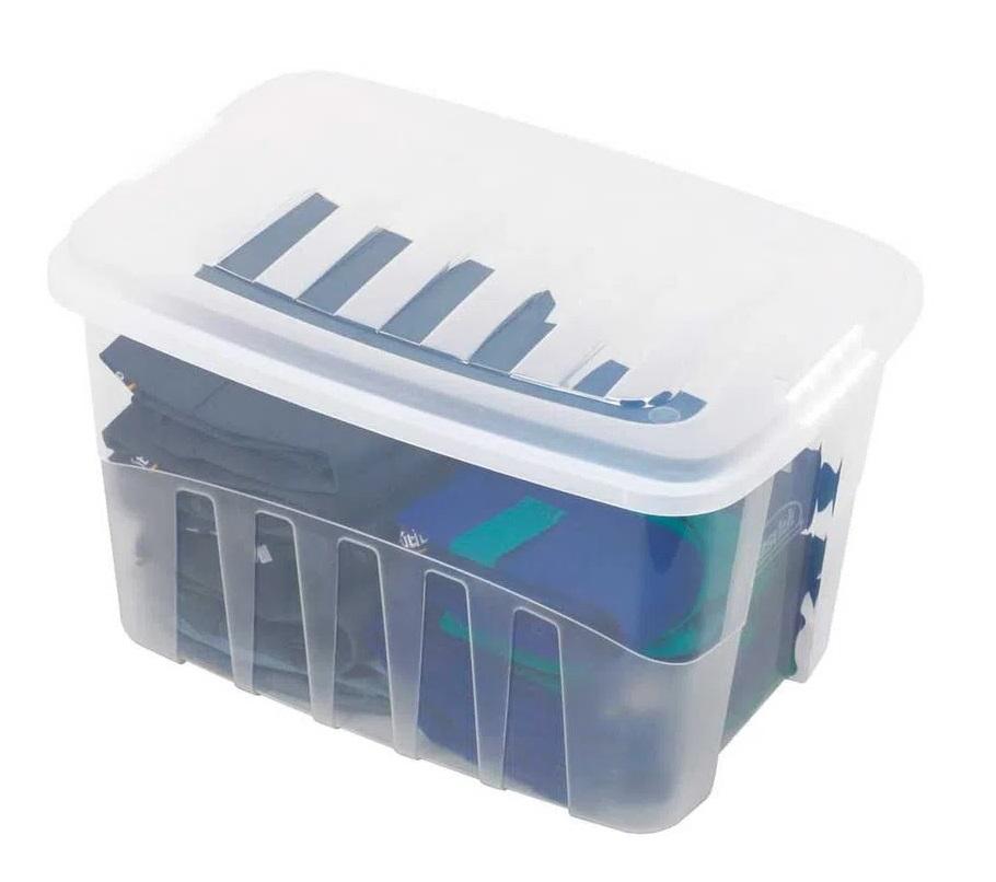 CAIXA GRANDE BOX 66 Litros - PLASÚTIL