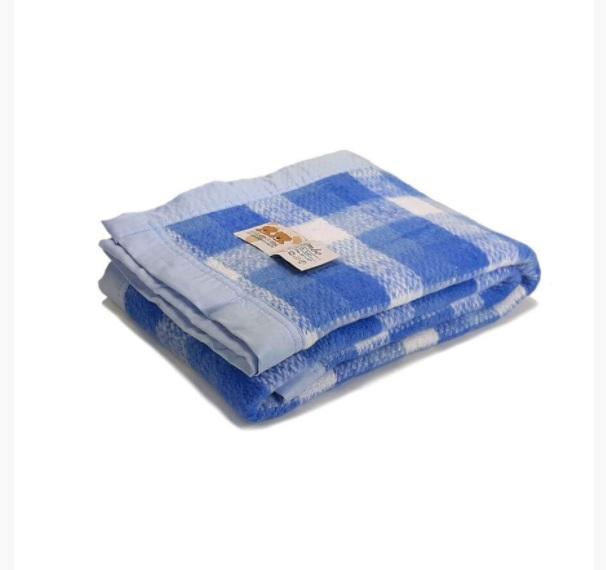 Cobertor Bimbo Infantil (AZUL)