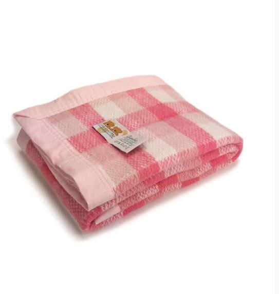 Cobertor Bimbo Infantil (ROSA)