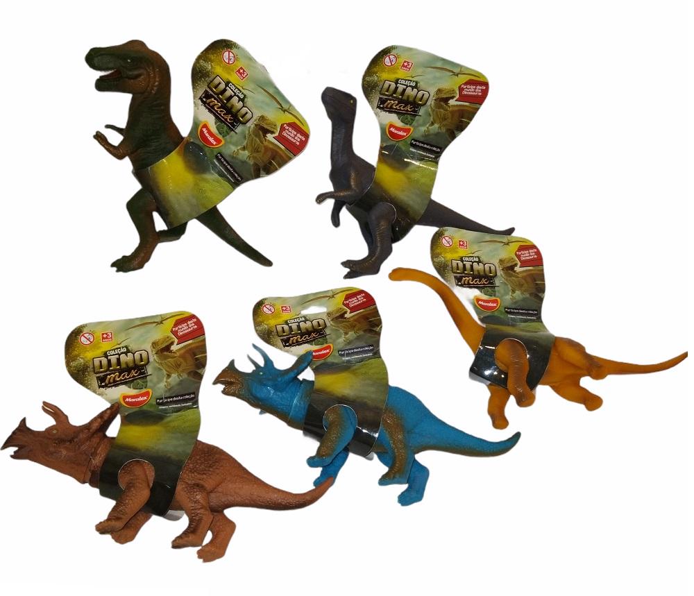 Coleção Dino Max - Maralex