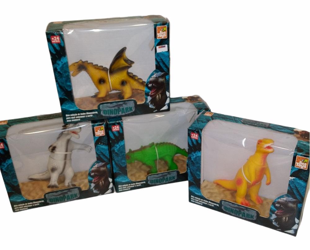 Coleção Dino No Park - Bee Toys