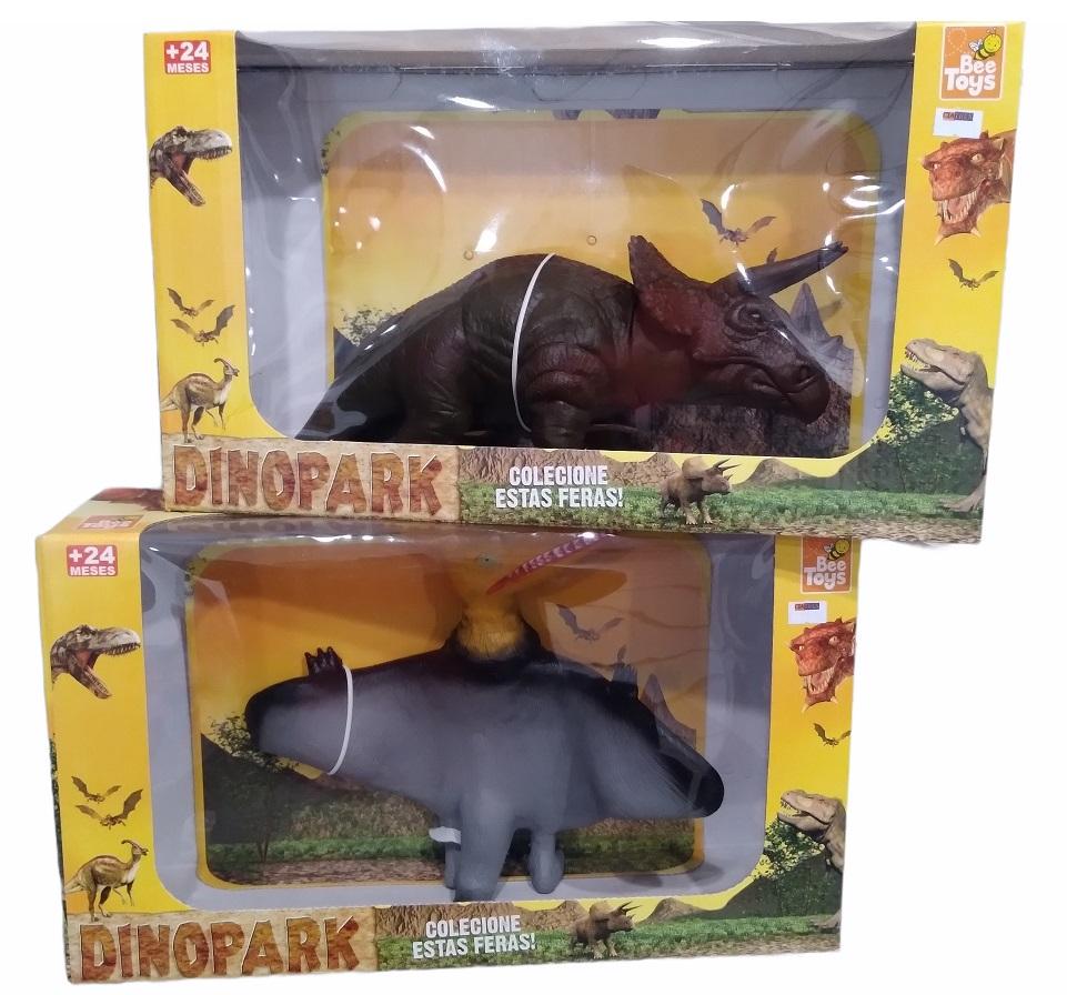 Coleção Dino No Park Médios - Bee Toys