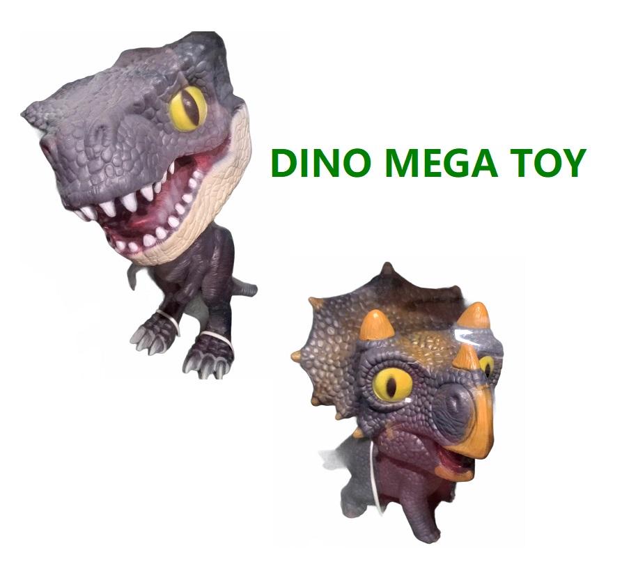Coleção Mega Toy Dino - Adijomar