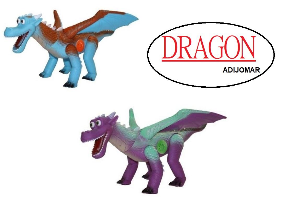 DRAGON BONECO - ADIJOMAR