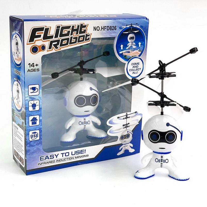 Robô voador FLIGTH ROBOT  Futuro Brasil